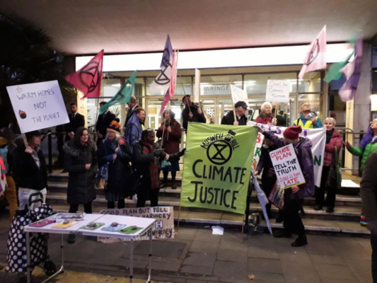 Haringey Groups supporting Climate Emergency declaration. March 2019