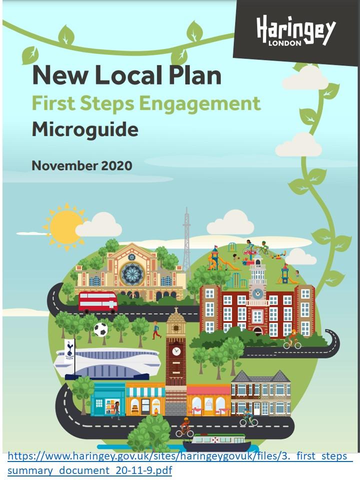 Haringey New Local Plan