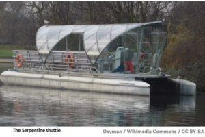 Serpentine Shuttle