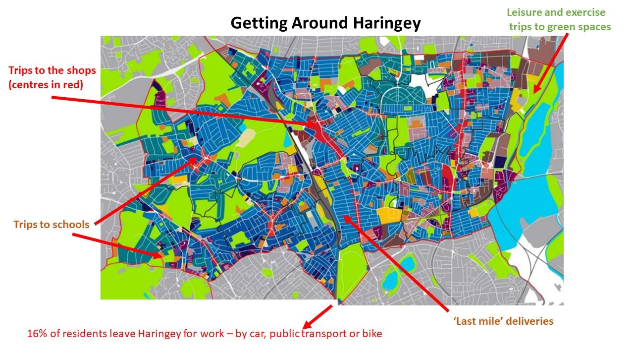 Getting around Haringey v2