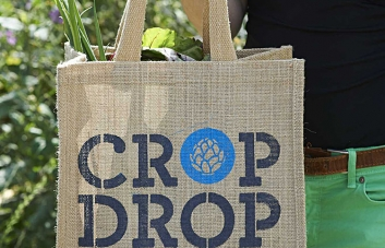 Contact: 07432 588734 / veg@cropdrop.co.uk Crop Drop provides fresh, nutritious and sustainably grown food which helps reverse the effects of climate and ecological breakdown.